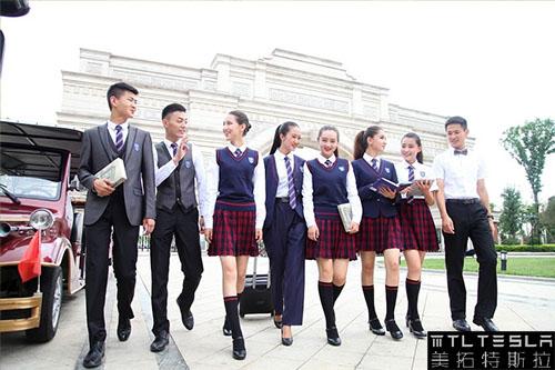 高校校服3