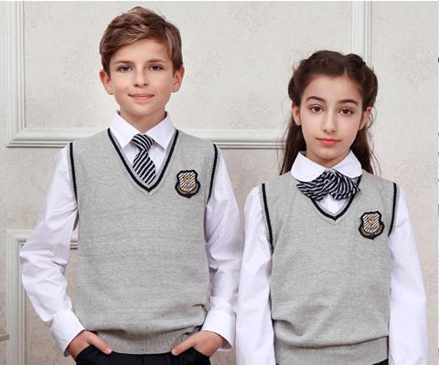 成都校服针织衫12