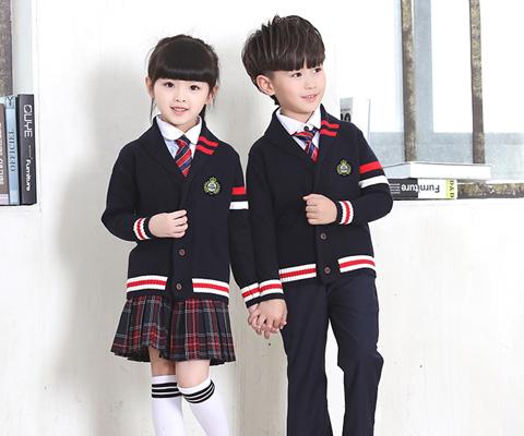 成都幼儿园针织衫校服01