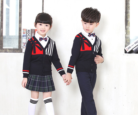 成都幼儿园针织衫校服04