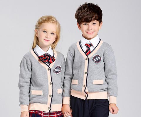 成都幼儿园针织衫校服06