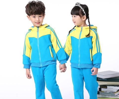成都幼儿园校服运动服02