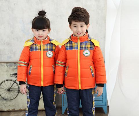 成都幼儿园校服运动服05