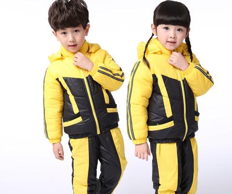 成都幼儿园校服运动服06
