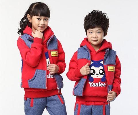 成都幼儿园校服运动服09