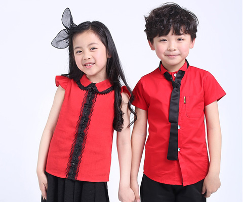 <b>成都幼儿园校服衬衫校服03</b>