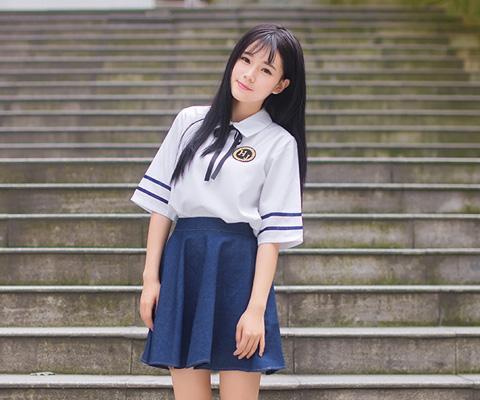 成都校服中学校服衬衫校服10