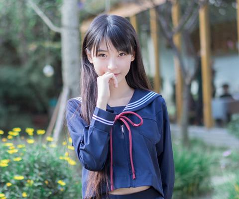 成都校服中学校服衬衫校服11