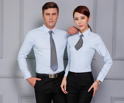 成都校服教师服衬衫02