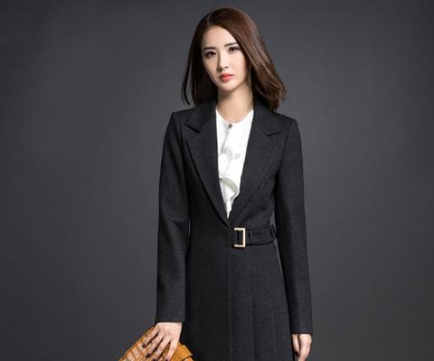 成都校服教师服大衣07